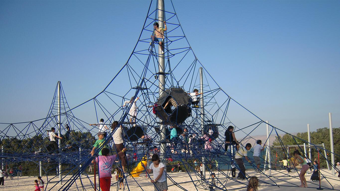 טבריה - פארק ברקו 001