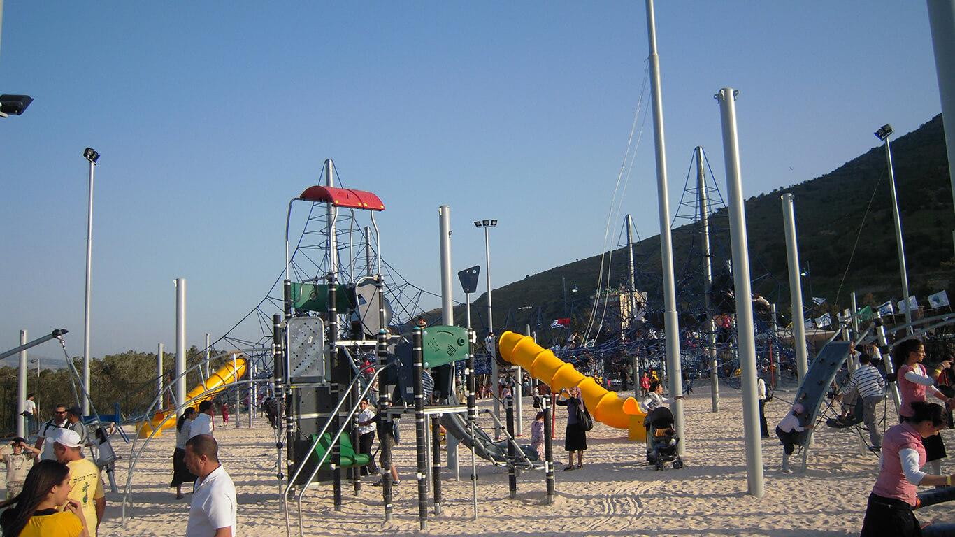 טבריה - פארק ברקו 003