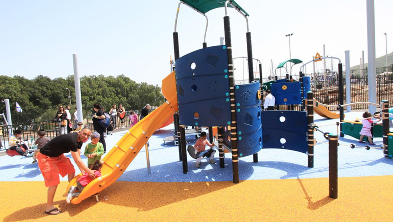 טבריה - פארק ברקו 006
