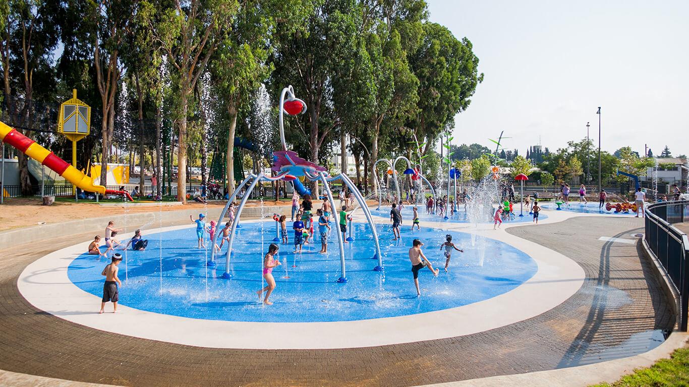 רמת השרון - פארק מים 001