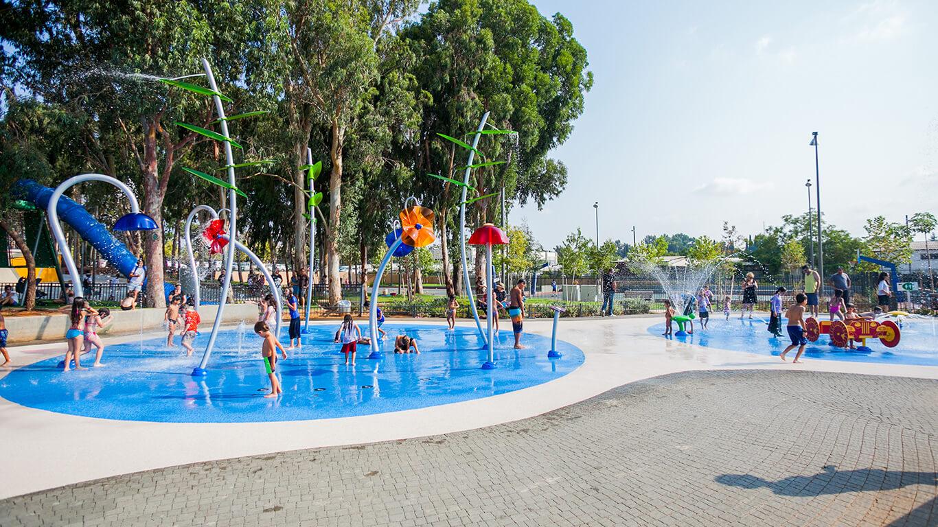 רמת השרון - פארק מים 002